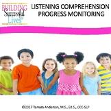 Listening Comprehension Progress Monitoring