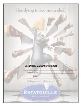 Listening Comprehension - Ratatouille