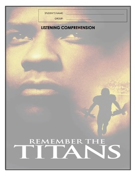 Listening Comprehension - Remember the Titans