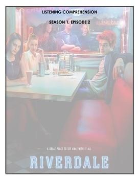 Listening Comprehension - Riverdale 1x02