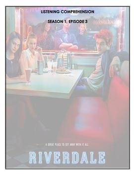 Listening Comprehension - Riverdale 1x03