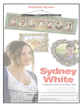 Listening Comprehension - Sydney White