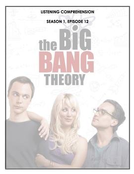 Listening Comprehension - The Big Bang Theory 1x12