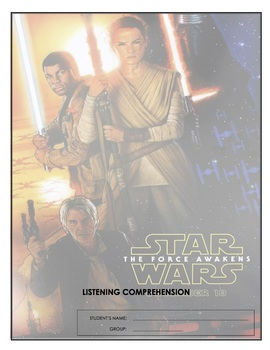 Listening Comprehension - The Force Awakens