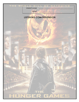 Listening Comprehension - The Hunger Games