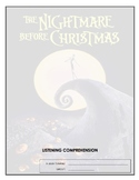 Listening Comprehension - The Nightmare Before Christmas