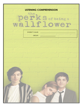 Listening Comprehension - The Perks of Being a Wallflower