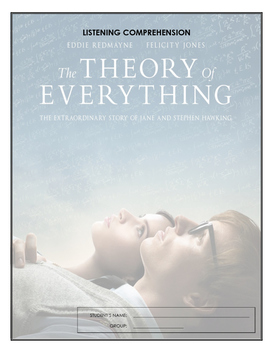 Listening Comprehension - The Theory of Everything