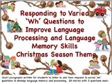 Listening Comprehension to Develop Language Processing and