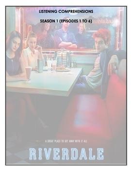 Listening Comprehensions - Riverdale (Season 1 Bundle)