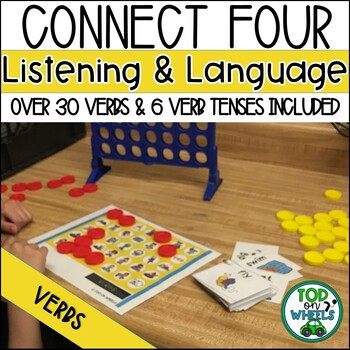 Listening Connect Four: Verbs