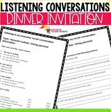 Listening Conversation Everyday Social Exchanges - Invitat