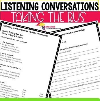 Listening Conversations GROWING Bundle A