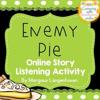 Listening: Enemy Pie