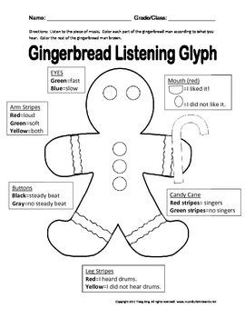 Listening Glyph FREEBIE