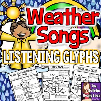 Listening Glyphs Weather Songs