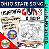 "Listening Glyphs and More for ""Beautiful Ohio"" (Official State Song of Ohio)"