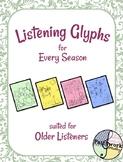 Listening Glyphs for All Seasons