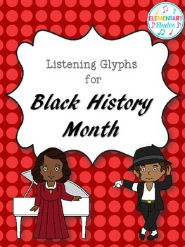 Listening Glyphs for Black History Month