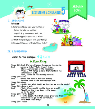 Listening Grade 1 Workbook Pg. 36-48