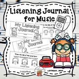 Listening Journals (for the General Music Classroom)