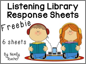 Listening Library Response Sheets