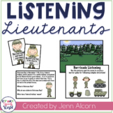 Listening Comprehension Games for Speech Therapy