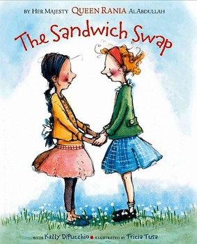 "Listening & Making Predictions - ""The Sandwich Swap"" FREE"