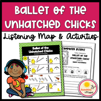Listening Map: Ballet of the Unhatched Chicks