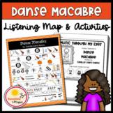 Listening Map: Danse Macabre by Camille Saint-Saens
