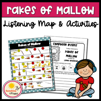 Listening Map: Rakes of Mallow by Leroy Anderson