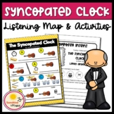 Listening Map: Syncopated Clock by Leroy Anderson