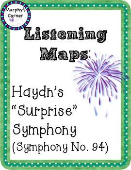 "Listening Maps- Haydn's ""Surprise"" Symphony"