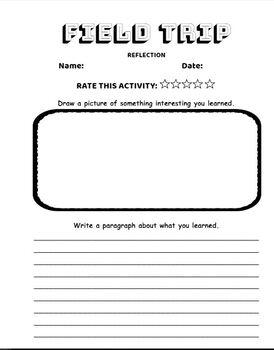 Listening/ Paragraph Writing Reflection Sheets *Editable* Printable & Hyperdocs!