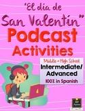 Spanish Valentine's - El Amor & San Valentin Podcasts - 10