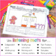Listening Activities for December