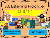 Listening Practice for English Language Learners BUNDLE