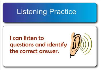 Listening Response Quiz