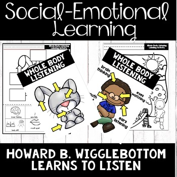 Howard B. Wigglebottom Learns About Mud and Rainbows Lesson