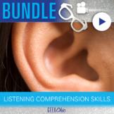 Listening Skills Adventures - Listening Comprehension Videos