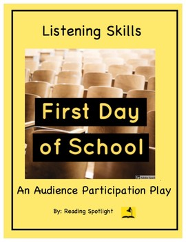 Listening Skills: An Audience Participation Play