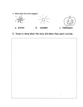 Listening Skills Auditory Comprehension Practice PACK 7 Stories