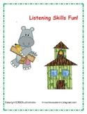 Listening Skills Fun!