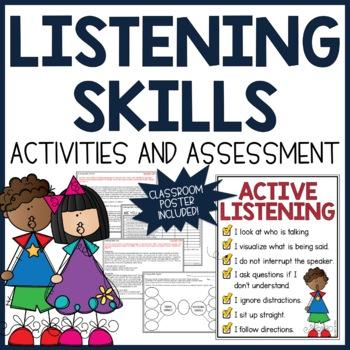 Listening Skills Lesson and Assessment