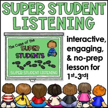 Listening Skills Lesson Plan LOW PREP