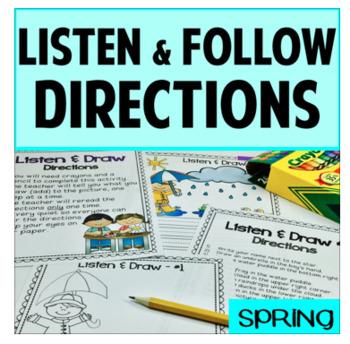 Listening Comprehension Spring