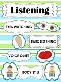 Listening Skills (Second Step)