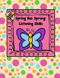 Listening Skills: Spring Edition