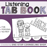 Listening Skills Tab Book