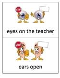Listening Skills, What good listeners do...